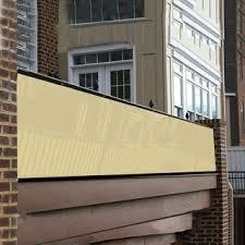 1x2 1x3 1x4 1x6m Sun Shade Net 3ft Height Privacy Screen Sun Shade Mesh Fence Screen Wind Screen For Balcony Backyard Deck Patio Fence Porch Beige Shopee Malaysia