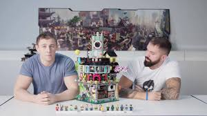 Legoholic - Lego Ninjago City 70620 Video !! Enjoy!!