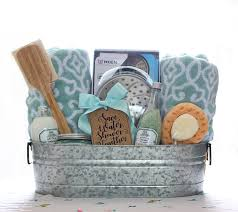 shower themed diy wedding gift basket
