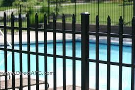 Aluminum Fence Panels Wholesale Aluminum Fence Ornamental Fence And Railings