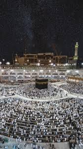 خلفيات ايفون اسلامية الكعبة مربع