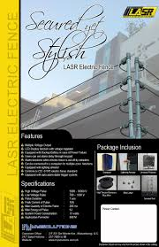 Cctv Electric Fence Alarm System Biometric Device Door Acccess Control Payroll Software Quezon Philippines Buy And Sell Marketplace Pinoydeal