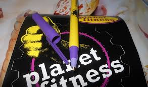 Free Planet Fitness Car Sticker Decal Pen Promotion Items Other Listia Com Auctions For Free Stuff