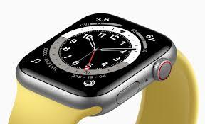 Apple Watch Series 6 versus Apple Watch ...