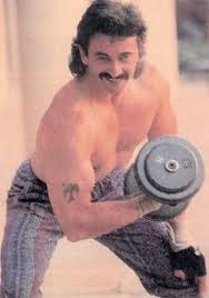 Aaron Tippin and Weightlifting