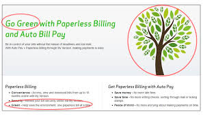 """you re being fooled by the """"go green go paperless"""" movement"""