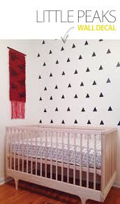 Triangle Wall Decals Got Trendy Files Trendy Peas