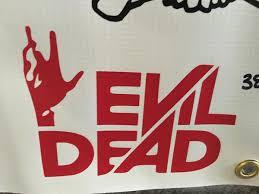 Evil Dead Car Decal 43 Deadend Toyz Teez