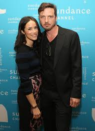 Aden Young, Abigail Spencer - Aden Young and Abigail Spencer Photos -  Sundance Channel 2013 Winter TCA Panel - Zimbio