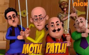tamil tv show motu patlu tamil synopsis