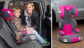 child seats for 3 to 12 year olds