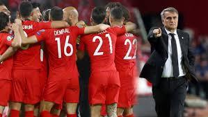 A Milli Takım İzlanda ve Andorra maçları aday kadrosu açıklandı