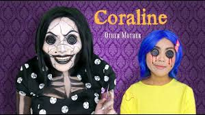 cine s other mother makeup tutorial