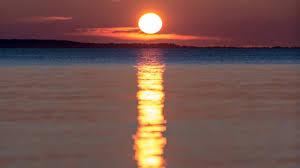 مشاهد للمونتاج شمس غروب الشمس بحر Hd Video Background Youtube
