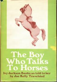 Boy Who Talks to Horses, The by Banks, Ivy Jackson: Very Good ...