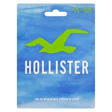 hollister non denominational gift card