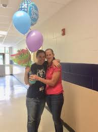 WCMS parent, Mrs. Sayers surprised her... - West Chatham Middle School |  Facebook