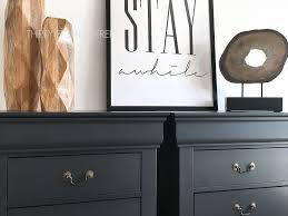 how to transform second hand furniture