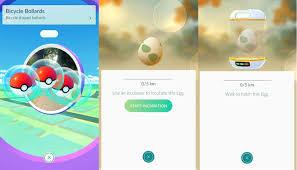 Về trứng trong PokémonGO, bạn cần biết những gì ?
