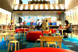 New York City Libraries With Great Play Spaces And Children S Rooms Mommypoppins Things To Do In New York City With Kids