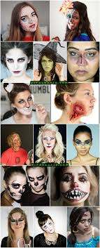 30 amazing diy halloween makeup