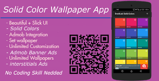 make a admob android app with android