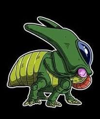 semi imperfect cell chibi dragon ball imperfect cell
