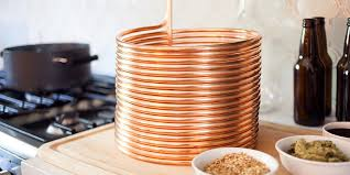 how to use a wort chiller kegerator