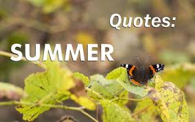christian quotes for the summer