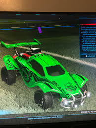 What Is Written On The Rlcs Decal In Chinese I M Assuming Rocket League But Not Sure Rocketleague