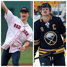 Patriots vs. Bills: Jack Eichel plays in Buffalo, but he's from ...