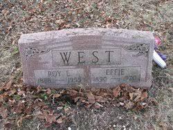 Effie Aseltine West (1890-1970) - Find A Grave Memorial