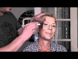 contouring and highlighting with mandy