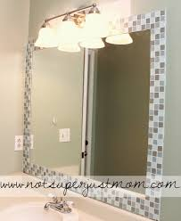 mosaic tile a mirror