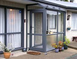 small porch enclosure porch design