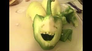 صور لخضر و فواكه مضحكة Youtube
