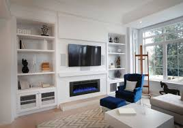 modern electric fireplaces to warm your