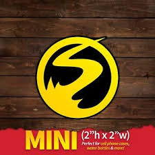 Xs Nora Allen Mini Logo The Flash Tv Show The Cw Decal Sticker Ebay