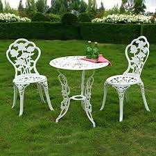 fisher bistro sets due to fall hazard