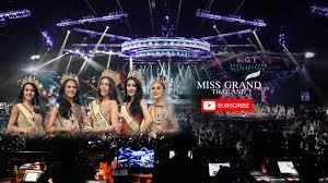 Miss Grand Thailand 2020