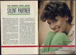 1961 TV ARTICLE~JACQUELINE BEER~SECRETARY ON 77 SUNSET STRIP SERIES | eBay