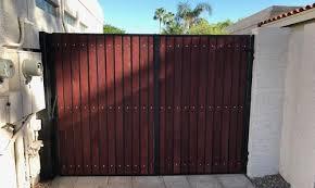 Custom Gates Fences Security Door Gate Fence