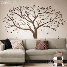Extra Large Memory Tree Big Family Photo Tree Wall Decal Brown Special Price Ebay