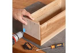 drawer pull jig
