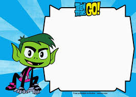 Pin En Teen Titans Go Party