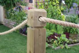 Character Rope And Decorative Posts Denbigh Timber Products