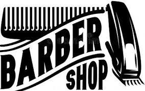 Barber Shop Window Sign Sticker Vinyl Graphic Decal Barbers Pole Wall Art Salon Ebay