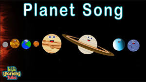 planet song for song solar system song