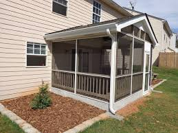 2020 screened in patio cost privacy