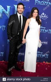 Hollywood, California, USA 7th November 2019 Actor Aaron Lohr and ...
